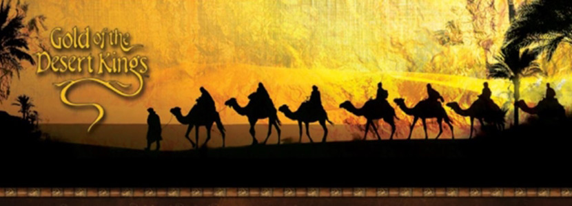 Gold Of The Desert Kings Convert Activity Into