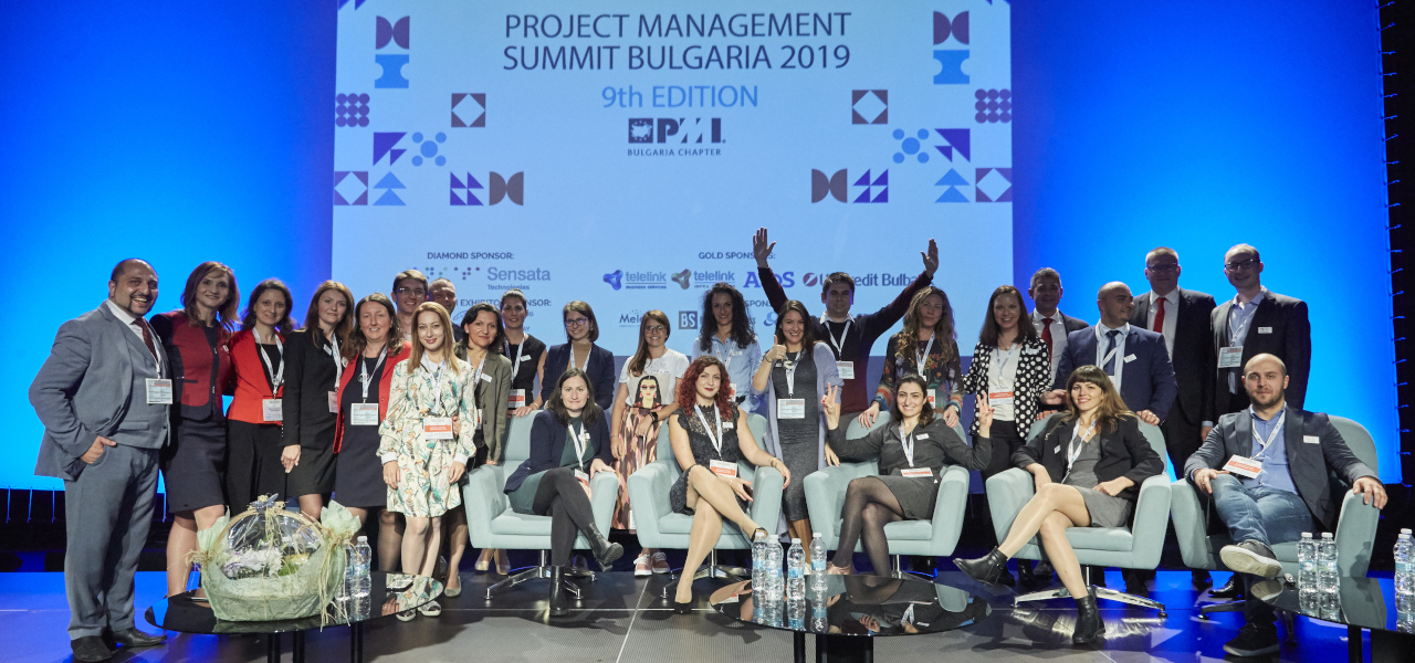 Europe's biggest conference dedicated to Project Management in 2019 took place in Sofia, Bulgaria!